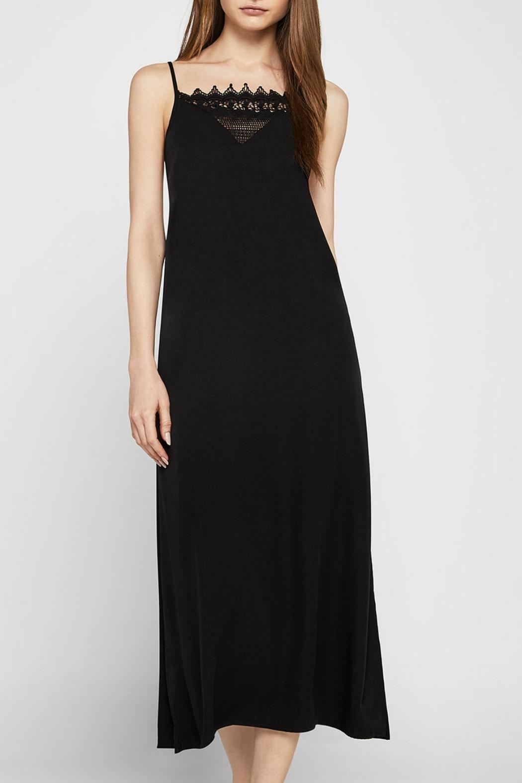 BCBGeneration Lace Midi Dress - Main Image