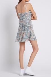 BCBGeneration Lace Slip Dress - Front full body