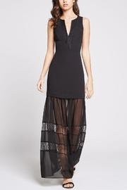 BCBGeneration Lace Trim Maxi - Product Mini Image