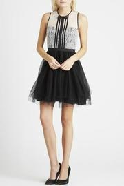 BCBGeneration Lace/tulle Dress - Front cropped