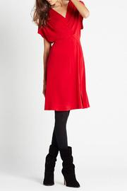 Shoptiques Product: Little Red Dress - Front full body