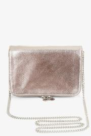 BCBGeneration Metallic Chain Crossbody - Product Mini Image