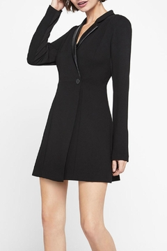 Shoptiques Product: Tuxedo Blazer Dress