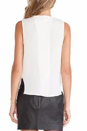 BCBGeneration Pearl Open-Back Top - Other