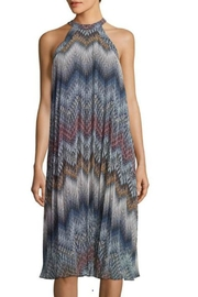 BCBGeneration Pleated Midi Dress - Product Mini Image