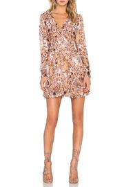 BCBGeneration Printed Mini Dress - Front cropped
