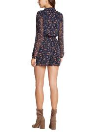 BCBGeneration Printed Romper - Front full body