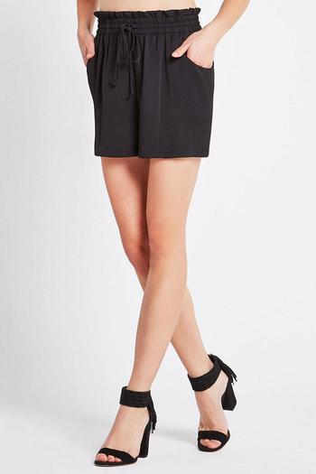 Shoptiques Product: Pull-On Pocket Shorts - main