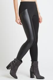 BCBGeneration Seamed Panel Legging - Product Mini Image