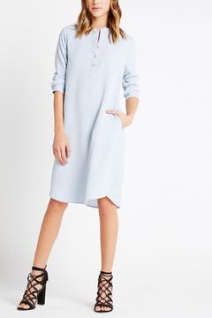 BCBGeneration Katy Firework Shirtdress - Alternate List Image
