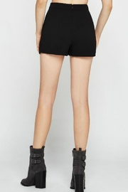 BCBGeneration Slash-Pocket Shorts - Front full body