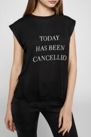 BCBGeneration Soft Tee Tank - Front cropped