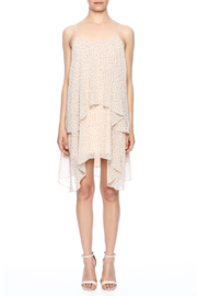 BCBGeneration Strappy Cocktail Dress - Front cropped