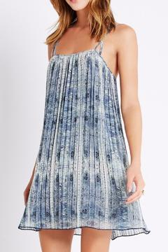 Shoptiques Product: Strappy Pleated Dress