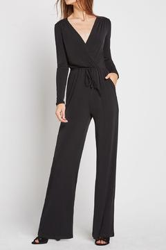 Shoptiques Product: Surplice Jumpsuit