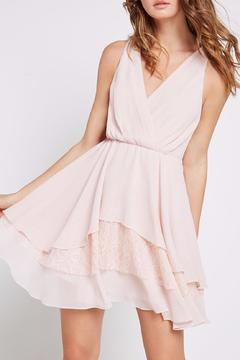 BCBGeneration Tiered Dress - Product List Image