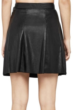 BCBGeneration Vegan Leather Skirt - Alternate List Image