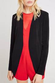 BCBGeneration Welt-Pocket Tuxedo Blazer - Product Mini Image