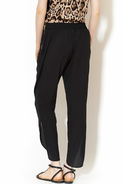 Naven Black Petal Pants - Alternate List Image