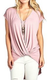BD Knotted Hilo Tunic - Front cropped