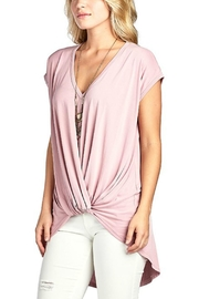 BD Knotted Hilo Tunic - Front full body