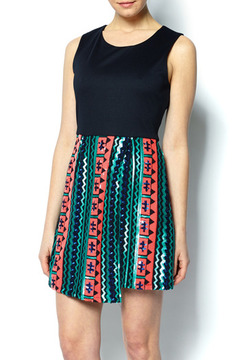 Freeway Sequin Party Dress - Product List Image