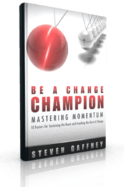 Steven Gaffney Company Be A Change Champion - Front cropped
