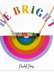 Packed Party Be Bright Necklace - Product Mini Image