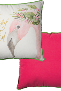 Patricia's Presents Be Colorful and Bold Pillow - Alternate List Image