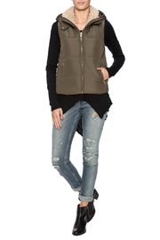 Be Cool The Ashley Vest - Front full body