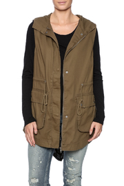 Be Cool The Riley Vest - Product Mini Image
