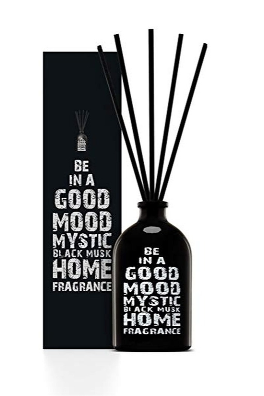 be in a good mood Be in a Good Mood Aromatherapy Diffuser Sticks  Black Musk - Main Image
