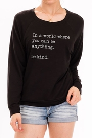 Gifted Be Kind Shirt - Front cropped