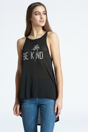 Kersh Be Kind Tank - Front cropped