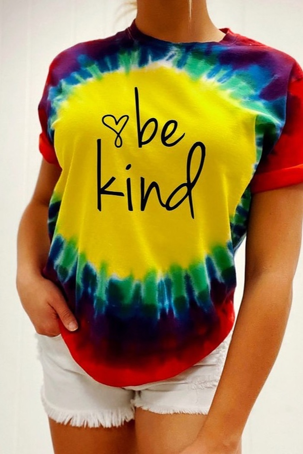 OCEAN & 7TH Be Kind Tee - Main Image