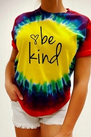 OCEAN & 7TH Be Kind Tee - Front cropped