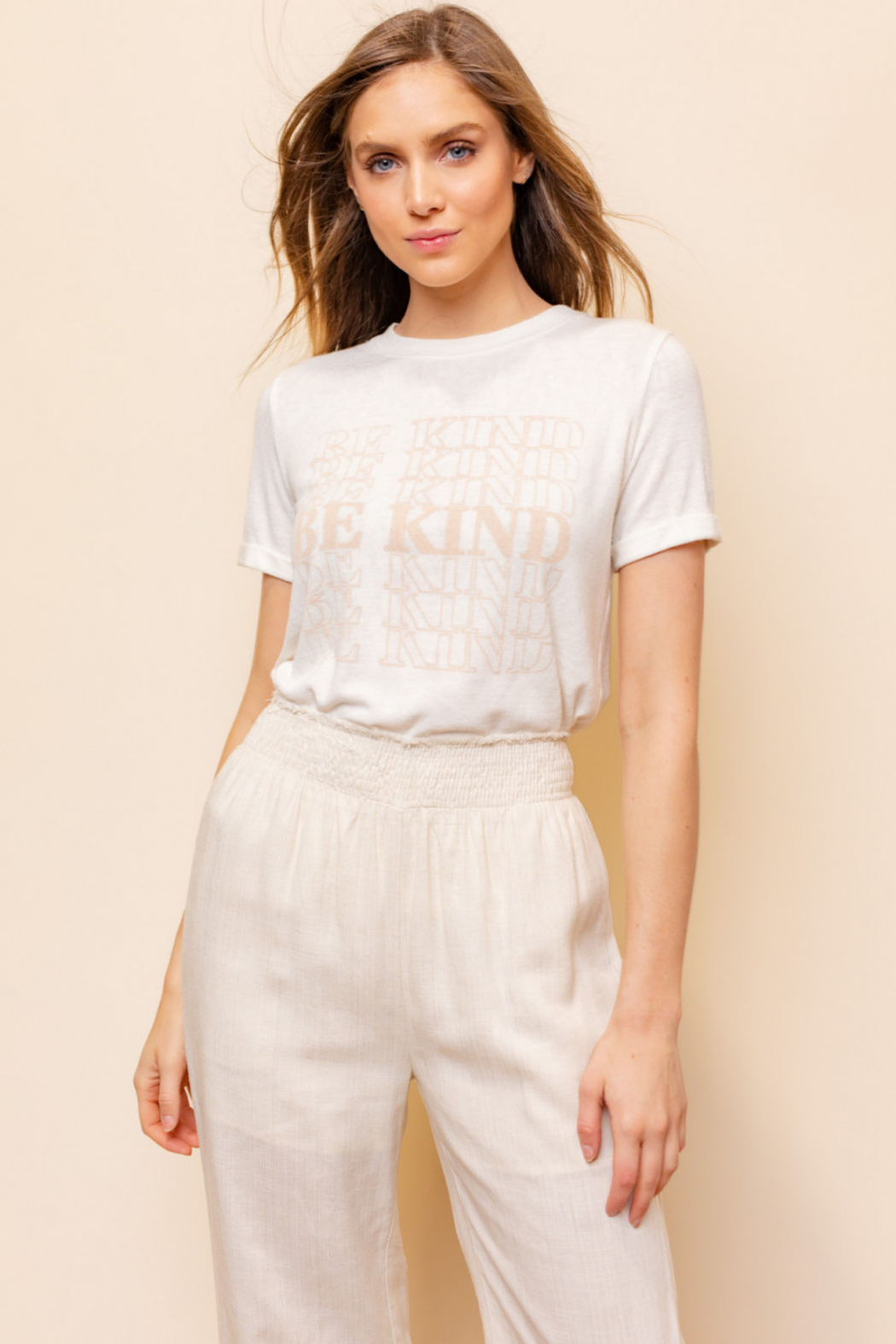 Gilli  BE KIND Tee - Front Cropped Image