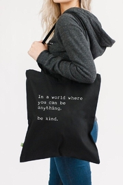 Om and Ah of London Be Kind Tote-Bag - Product Mini Image