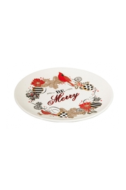 Evergreen Enterprises Be Merry Platter - Product Mini Image