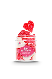 Candy Club Be My Sweetheart Gummies 8oz - Front cropped