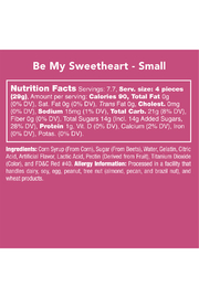 Candy Club Be My Sweetheart Gummies 8oz - Side cropped