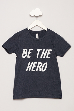 Shoptiques Product: Be The Hero Tee