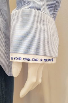 Katherine Barclay Be Your Own Kind Of Beautiful Blouse - Alternate List Image