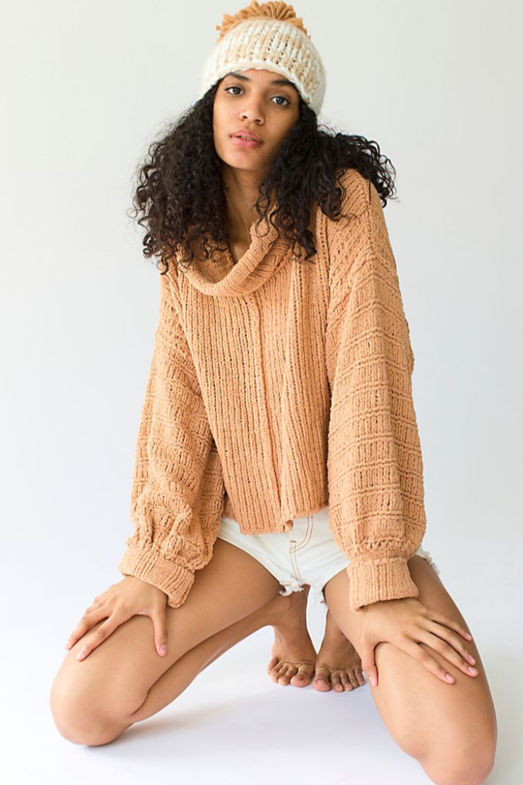 Free People Be Yours Pullover - Front Cropped Image