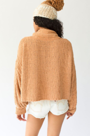 Free People Be Yours Pullover - Front full body