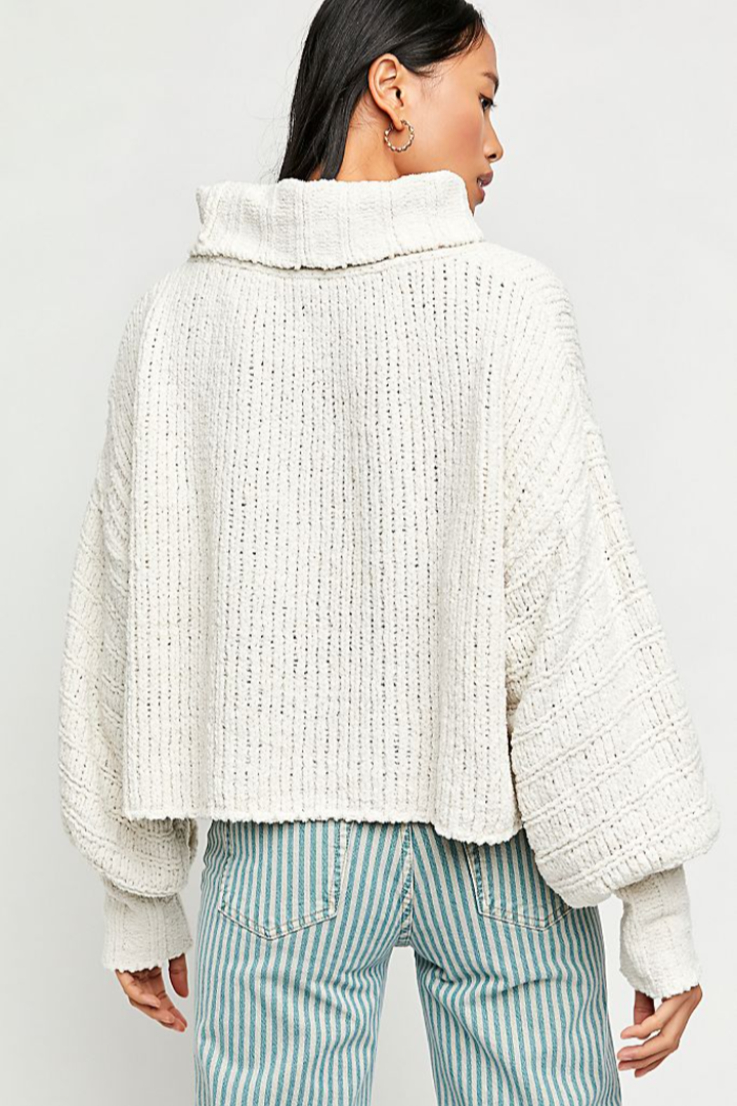 Free People Be Yours Pullover - Side Cropped Image