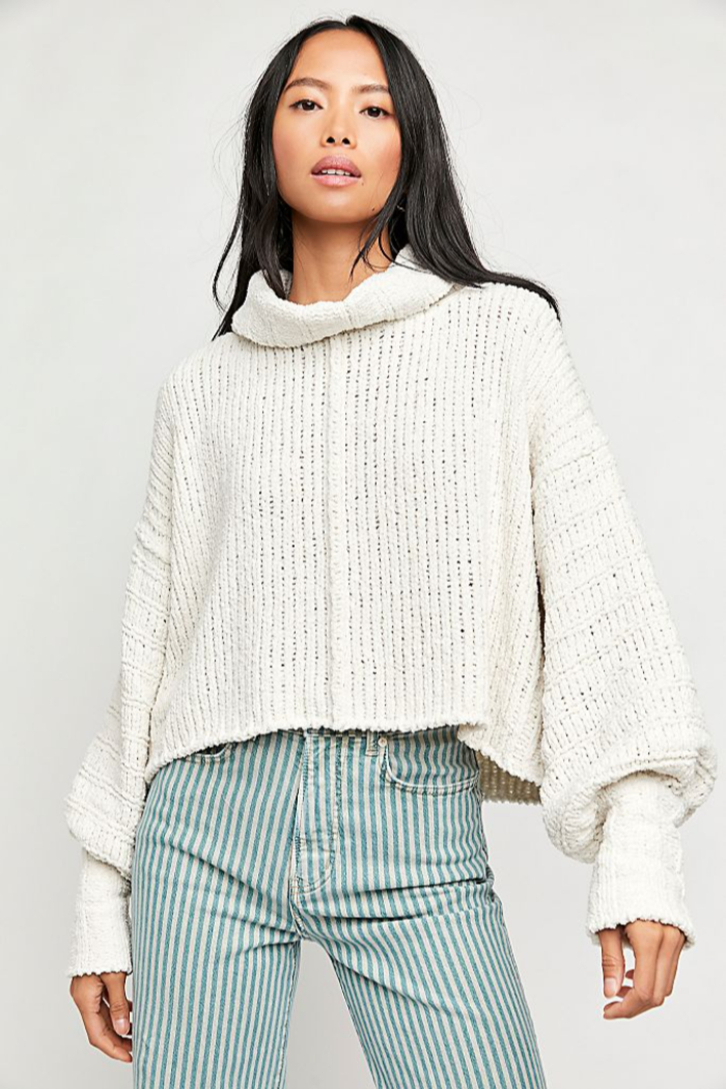 Free People Be Yours Pullover - Front Full Image