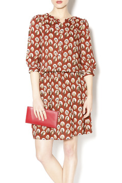 Frock Shop Rusted Owl Dress - Product List Image