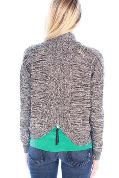 Shoptiques Product: Shawl Collar Sweater