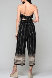 Be Cool Alice Tie-Back Jumpsuit - Front full body